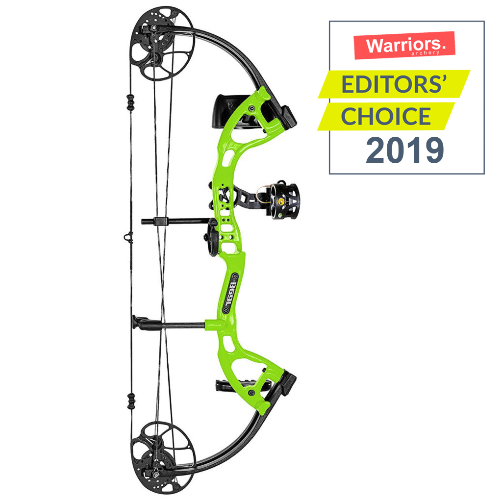 green compound bow