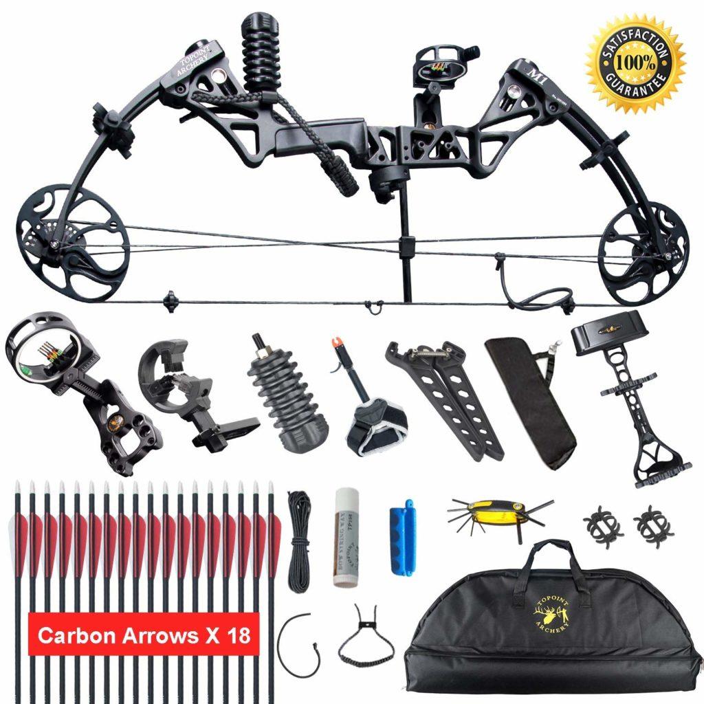 xgeek compound bow set