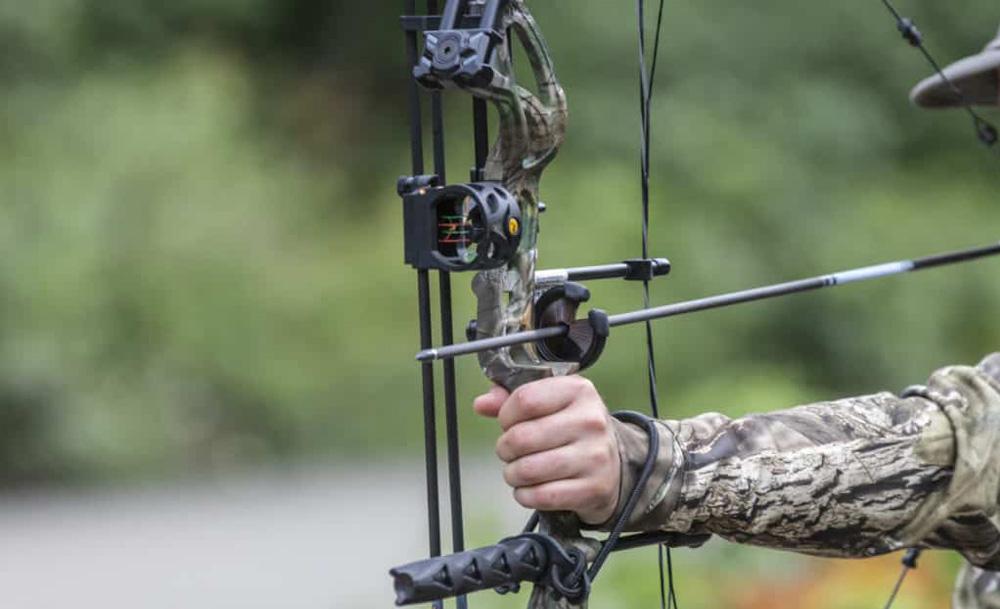 shoot arrow far distance