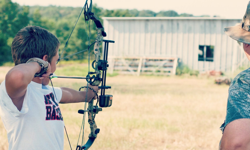 Best Youth Compound Bow For 12 Year Old